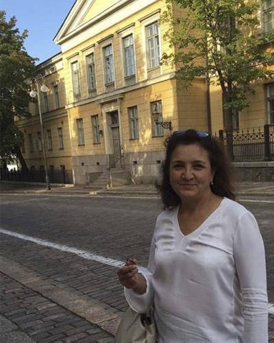 Mavlouda Peiponen