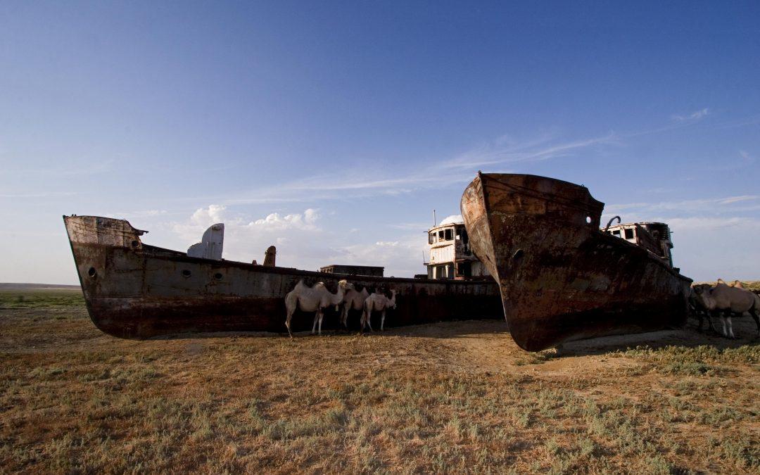 Aral – järvi valokuvanäyttely